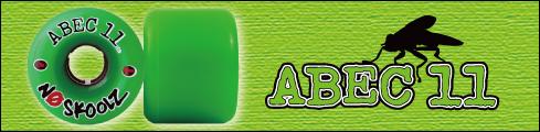 Abec11 No Skoolzウィール各種